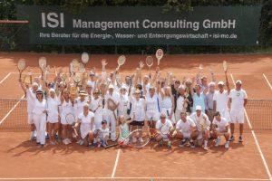 Gruppenfoto der 90-Jahr-Feier (Foto: René Gunst)